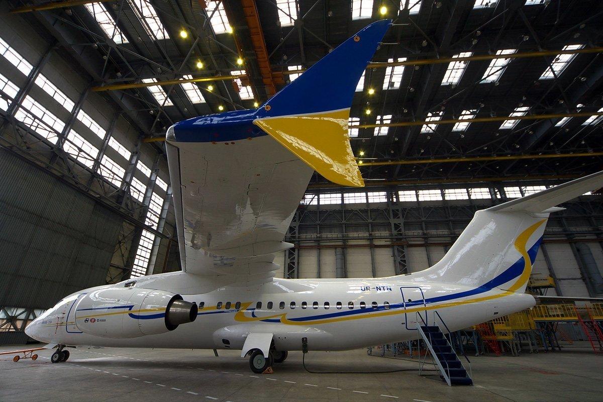 Самолетостроение в Украине