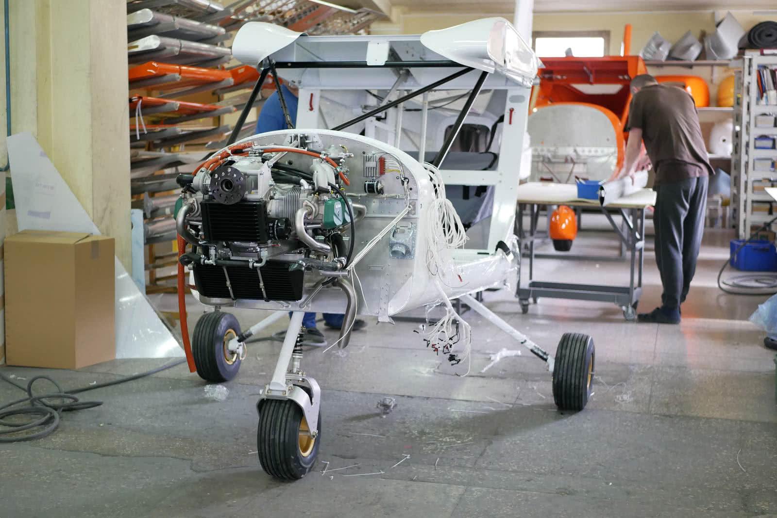 Какие перспективы у самолетостроения в Украине?
