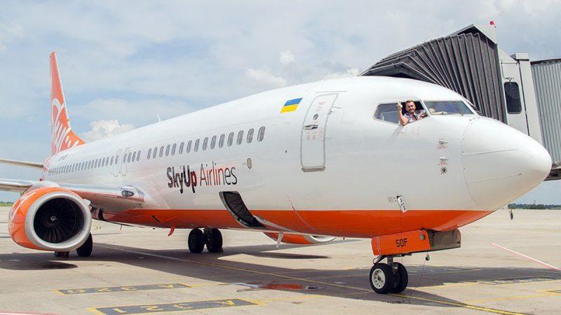 Первый рейс со Львова в израильскую столицу совершила компания Sky Up