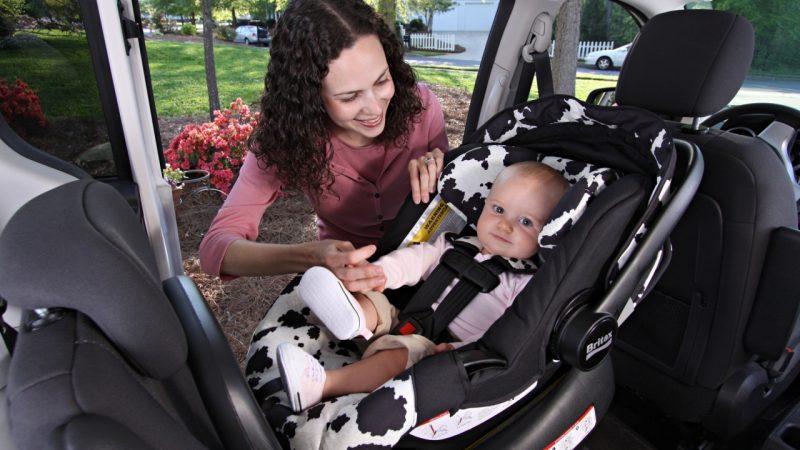 На что обратить внимание при выборе детского автокресла?
